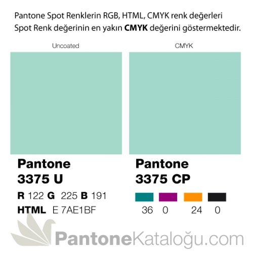 Pantone Renkleri kataloğu Fiyatı