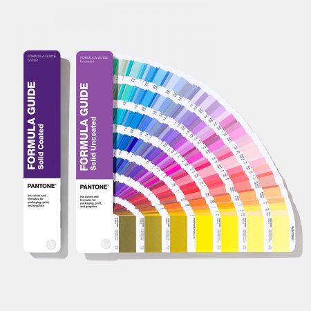 Pantone Kataloğu Spot Renkler