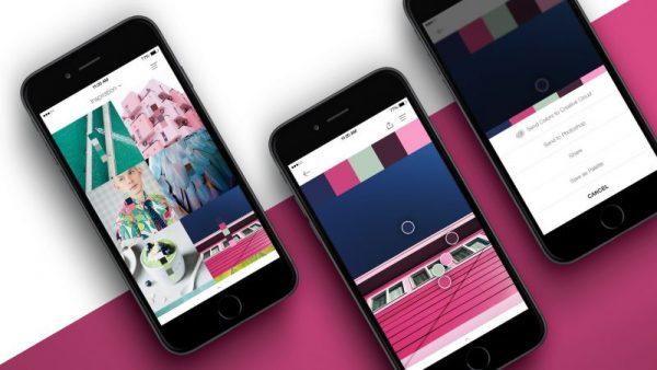 Pantone-ios-android-uygulama