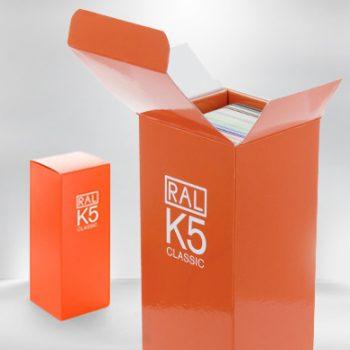 RAL K5 K7 D2 RENKLERI