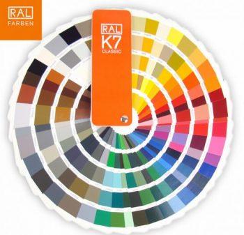 Ral Renkleri K7